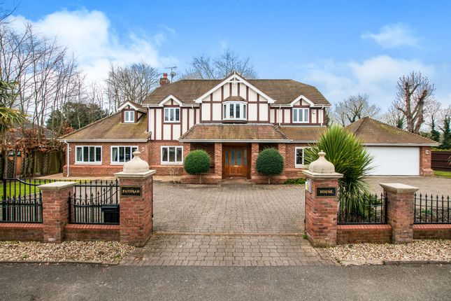 Thumbnail Detached house for sale in Church Road, Maidenhead