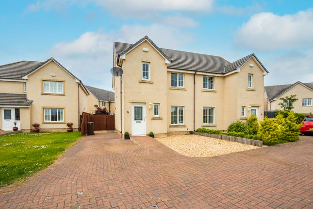 Thumbnail Semi-detached house for sale in Laidlaw Gardens, Tranent, East Lothian
