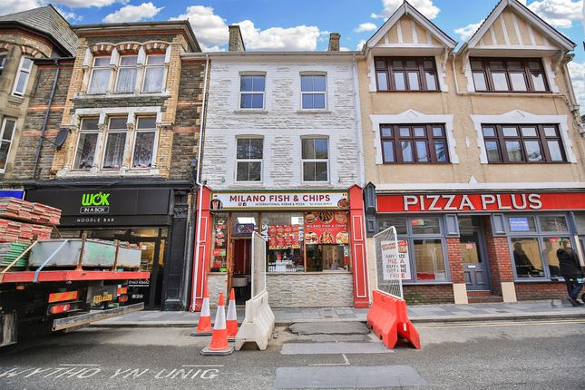Thumbnail Terraced house for sale in Taff Street, Pontypridd