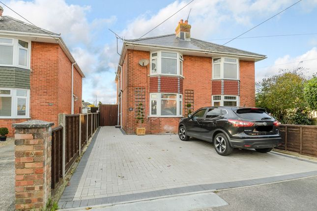 Thumbnail Semi-detached house for sale in Stannington Crescent, Southampton, Hampshire