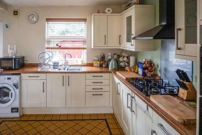 Kitchen of Saxon Street, Wrexham LL13