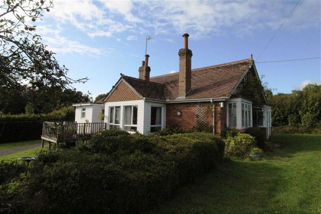 4 bed detached bungalow for sale in Watermill Lane, Henley Down, East Sussex