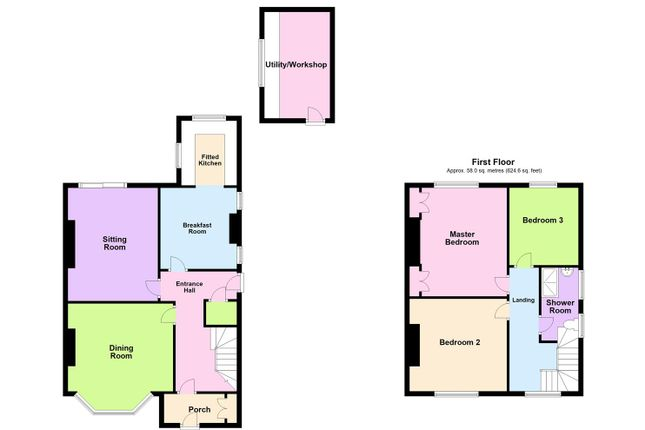 Lettings of Somerset Place, Stoke, Plymouth PL3
