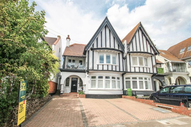 Thumbnail Flat for sale in Crowstone Avenue, Chalkwell, Westcliff-On-Sea