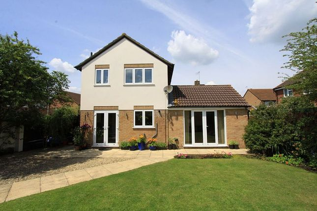 Thumbnail Detached house for sale in Runnymede, Up Hatherley, Cheltenham, Gloucestershire