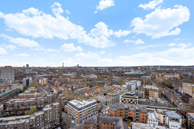 Thumbnail Flat for sale in Hall Street, London