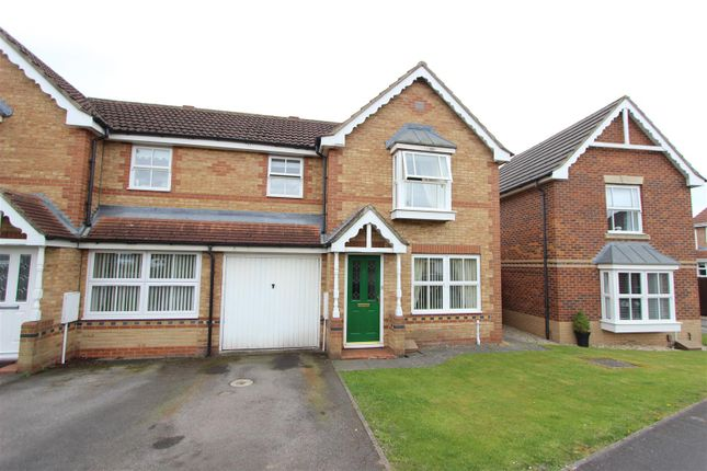 Thumbnail Semi-detached house to rent in Beauly Drive, Darlington