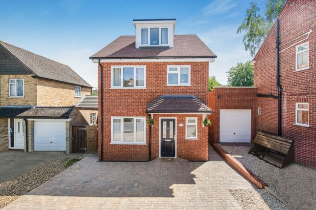 Thumbnail Detached house for sale in Copes Shroves, Hazlemere, High Wycombe