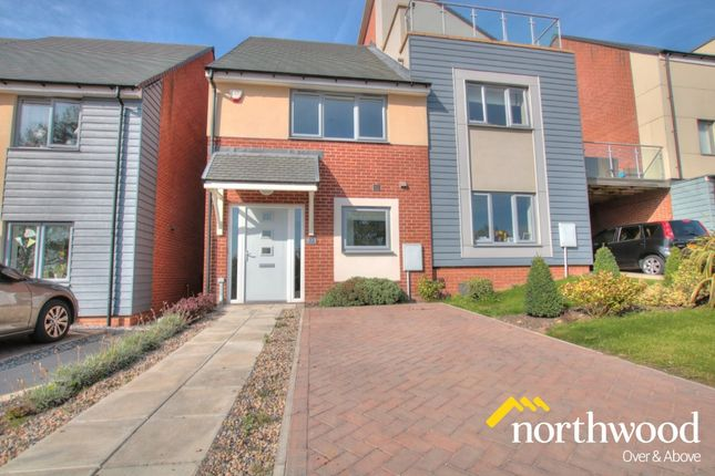 Thumbnail Semi-detached house to rent in Chester Pike, The Rise, Newcastle Upon Tyne