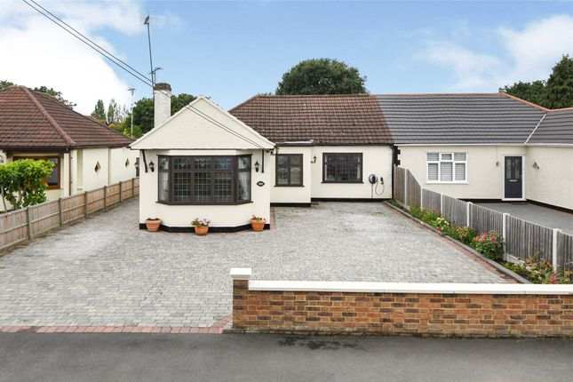Thumbnail Property for sale in Thorndon Avenue, West Horndon, Brentwood, Essex