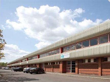 Thumbnail Industrial to let in Fairfield Place, East Kilbride