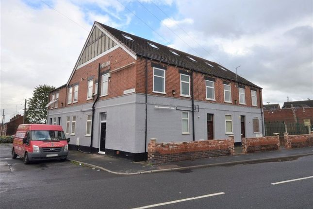 Thumbnail Flat to rent in Southmoor Road, Hemsworth