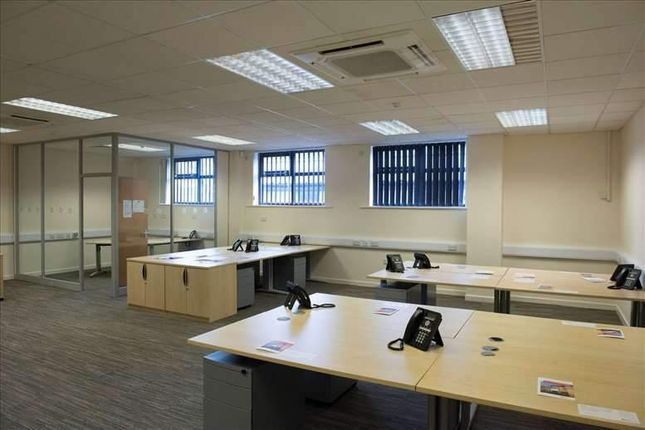 Office to let in Minerva House, Bury