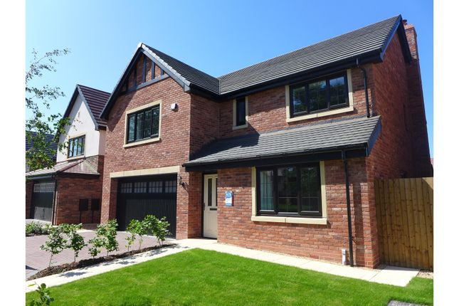 Thumbnail Detached house for sale in Campion Point Development, Sandbach