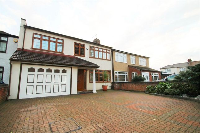 Thumbnail Semi-detached house for sale in Clydesdale, Ponders End, Enfield