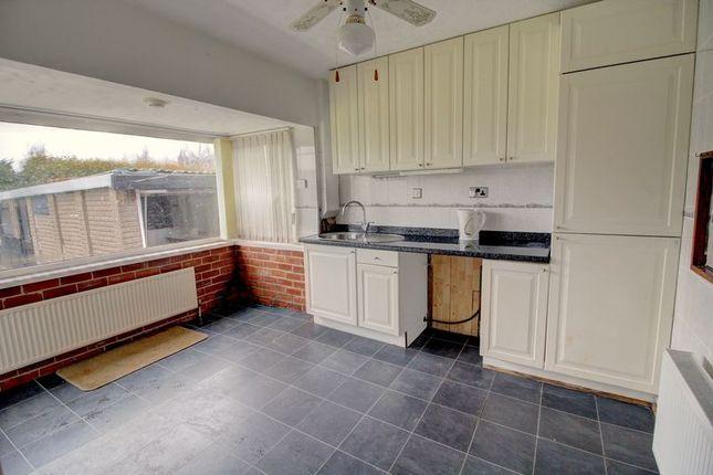 Kitchen of Cresswell Road, Swinton, Mexborough S64