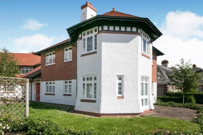 Thumbnail Flat for sale in Philip Leverhulme Lodge, Lodge Lane, Wirral, Merseyside