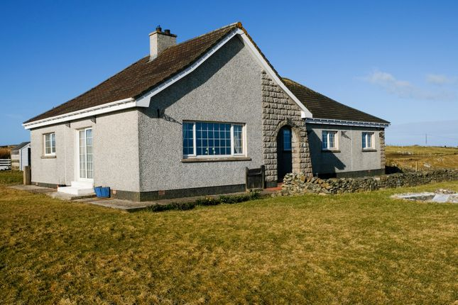 Thumbnail Detached bungalow for sale in South Shawbost, Isle Of Lewis