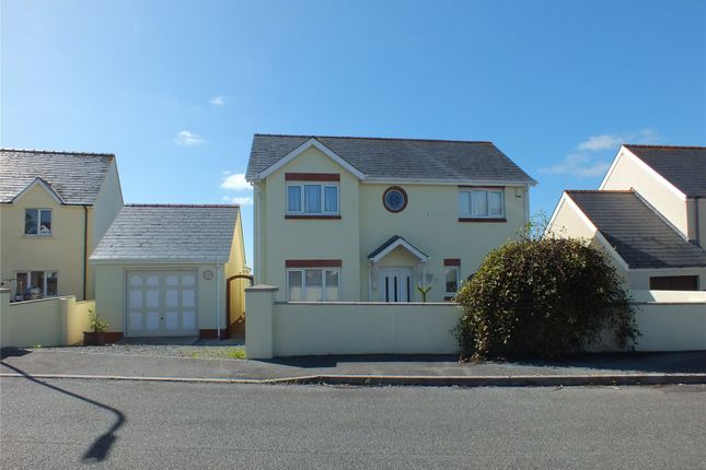 Thumbnail Detached house for sale in Drift Away, Fort Rise, Hakin, Milford Haven