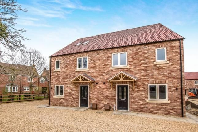 Thumbnail Semi-detached house for sale in Padnal, Littleport, Ely