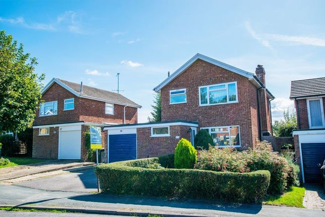 Detached house for sale in Hunters Way, Uckfield