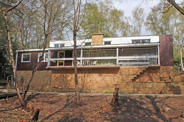 Thumbnail Detached bungalow for sale in Bassett Wood Drive, Southampton