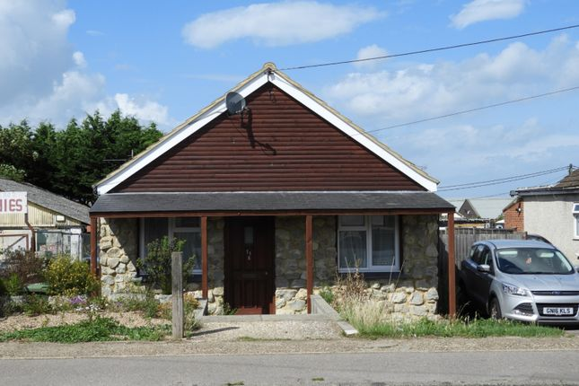 Thumbnail Bungalow for sale in Leysdown Road, Leysdown-On-Sea, Sheerness