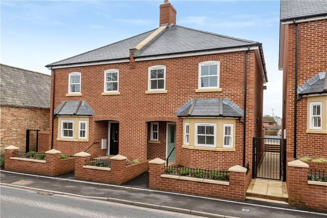 Thumbnail End terrace house for sale in Marks Yard, Victoria Road, Wimborne