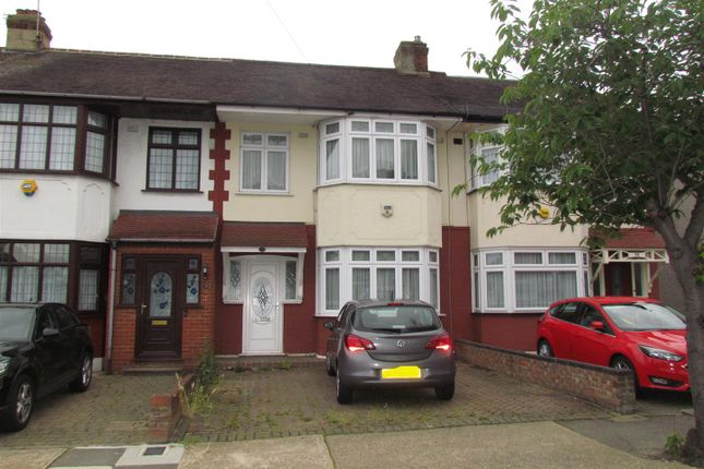 3 bed terraced house to rent in Rise Park Parade, Eastern Avenue East, Romford RM1