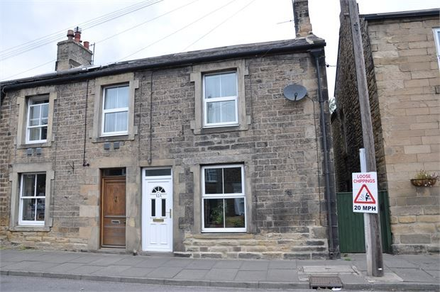 Thumbnail End terrace house for sale in Ratcliffe Road, Haydon Bridge