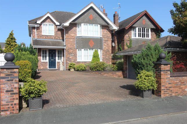 Thumbnail Detached house for sale in Egerton Walk, Wrexham