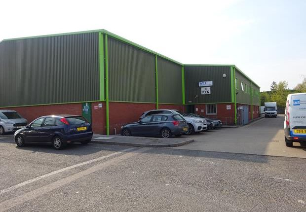 Thumbnail Light industrial for sale in Pfg House, Tame Valley Industrial Estate, Claymore, Tamworth