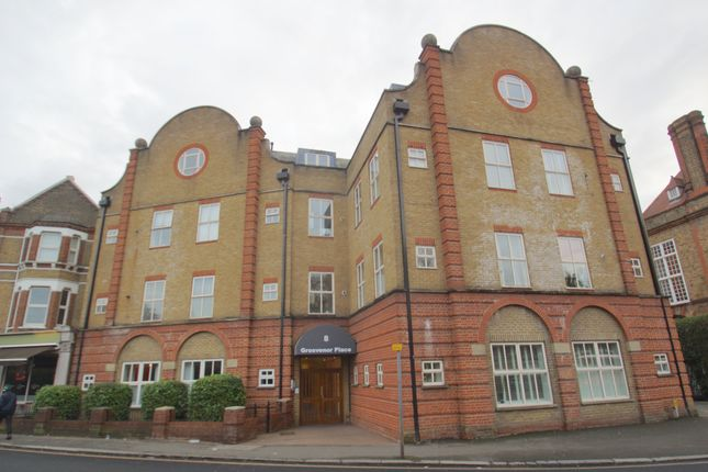 Thumbnail Flat to rent in 8 Bromley Road, Beckenham