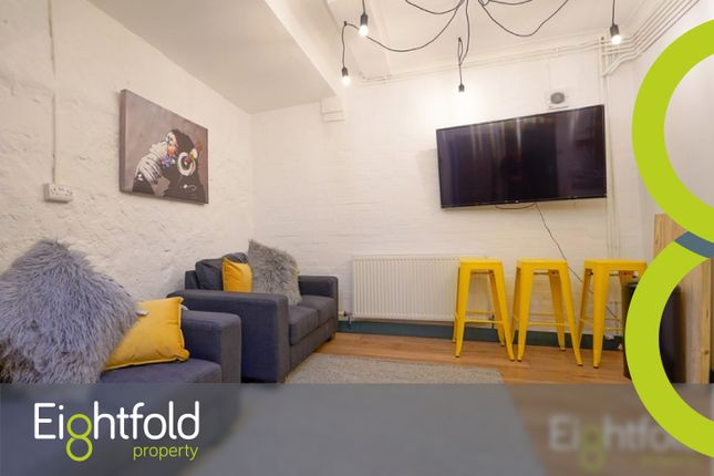 Thumbnail Shared accommodation to rent in Clarendon Road, Hove