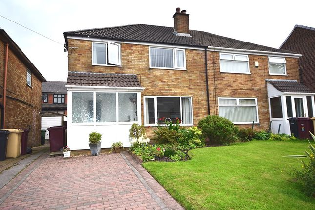 Thumbnail Semi-detached house for sale in Winslow Road, Bolton