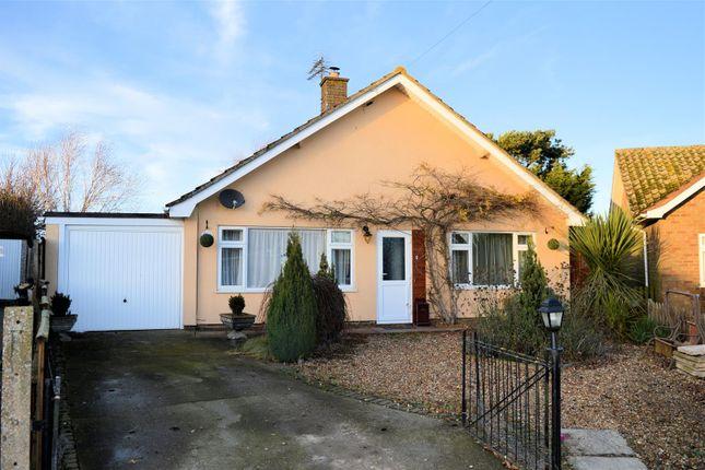 Thumbnail Detached bungalow for sale in Estuary Road, King's Lynn