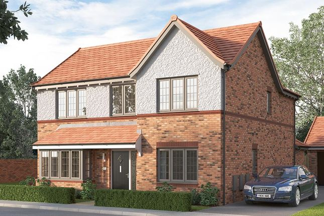 """Thumbnail Detached house for sale in """"The Ramsbury"""" at Myton Green, Europa Way"""