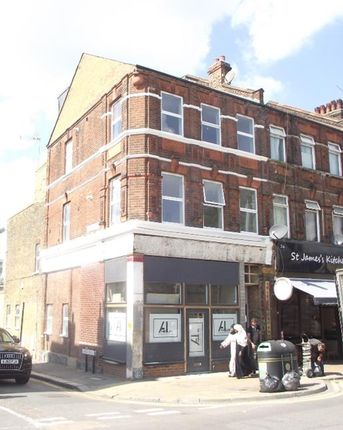 Thumbnail Retail premises to let in 36A St James Street, Walthamstow, London