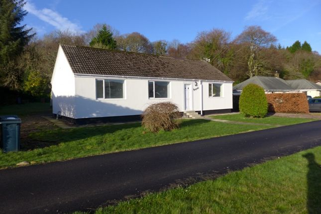 Thumbnail Detached bungalow for sale in Maryville Glenburn Road, Ardrishaig
