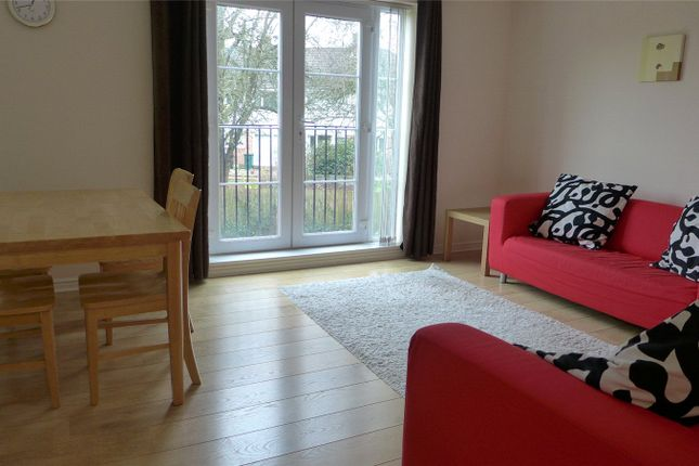 Thumbnail Flat to rent in Fletcher Walk, St Martins Gate, Finham, Coventry
