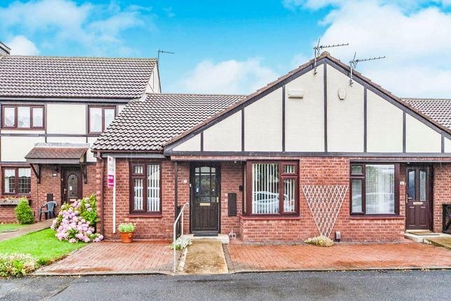 Thumbnail Semi-detached bungalow for sale in The Sycamores, Hartlepool