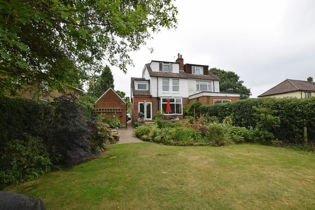 Thumbnail Semi-detached house for sale in Blackness Road, Crowborough