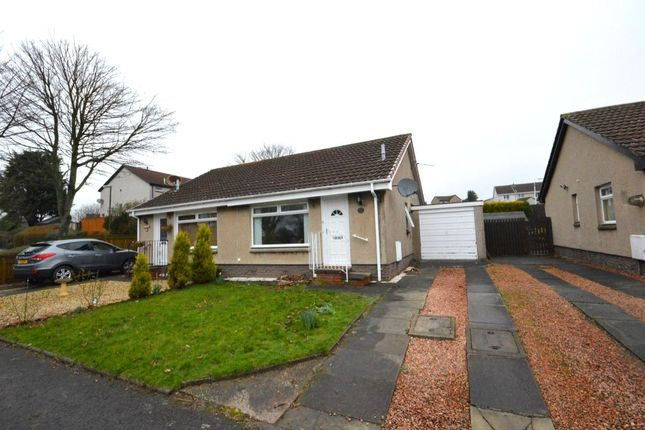 Thumbnail Bungalow for sale in Morlich Grove, Dalgety Bay, Dunfermline