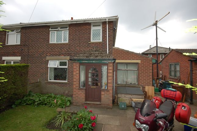 Thumbnail Semi-detached house for sale in Gorse Road, Milnrow, Rochdale