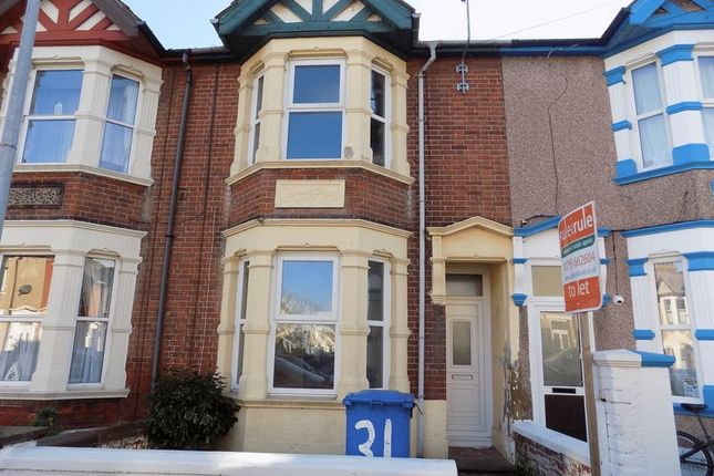Thumbnail Terraced house to rent in Coronation Road, Sheerness