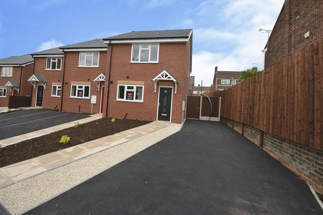 Thumbnail Town house for sale in Nottingham Road, Borrowash, Derby
