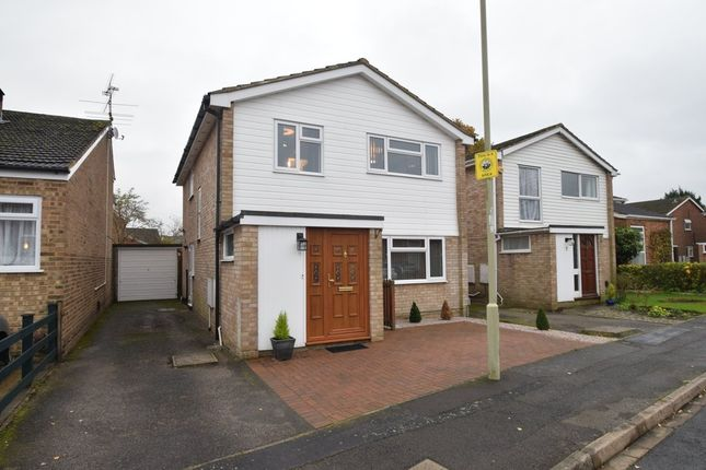 Thumbnail Detached house for sale in Acorn Road, Blackwater, Camberley
