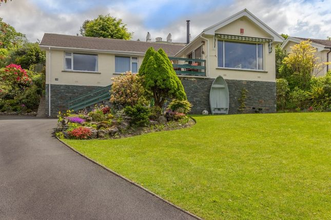Thumbnail Detached bungalow for sale in Ferney Green Drive, Bowness-On-Windermere, Windermere