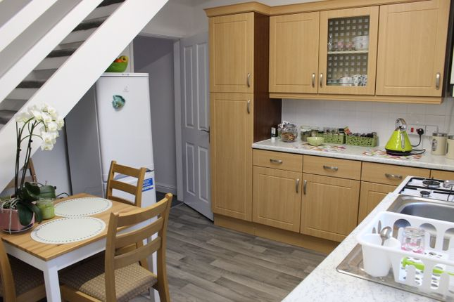 Thumbnail Terraced house for sale in Hadfield Road, Hadfield, Glossop, Derbyshire