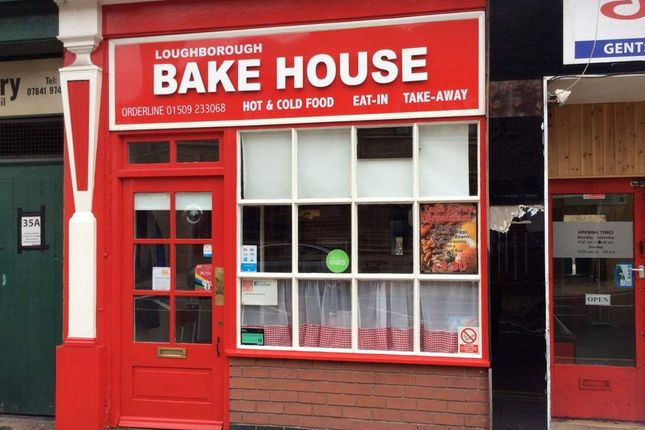 Thumbnail Restaurant/cafe for sale in Baxter Gate, Loughborough